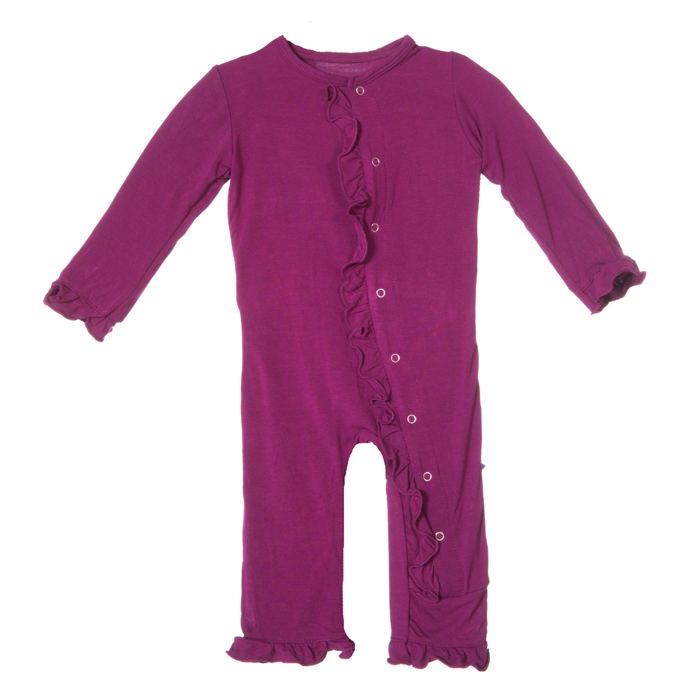 Melody Ruffle Coverall