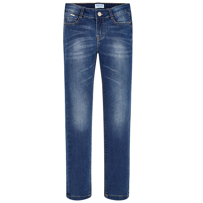 Denim Skinny Fit Jeans