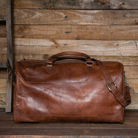 Benjamin Leather Duffle