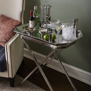 Graham Bar Tray & Stand