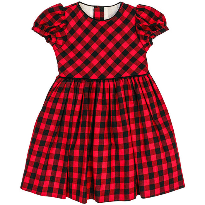 Buffalo Check Scarlett Dress