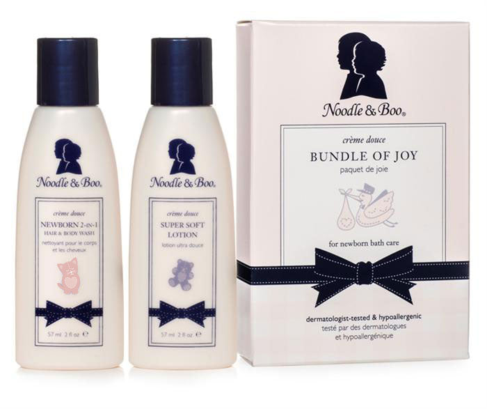 Bundle of Joy - for newborn bath care