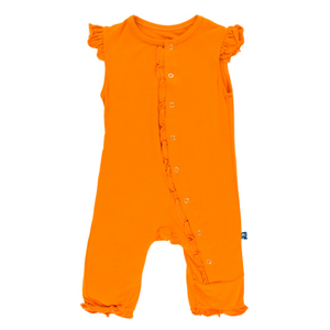 Sunset Ruffle Tank Coverall