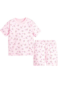 Kissy Kissy - Cherry on Top Short Pajama Set - kkgivingtree - K&K's Giving Tree
