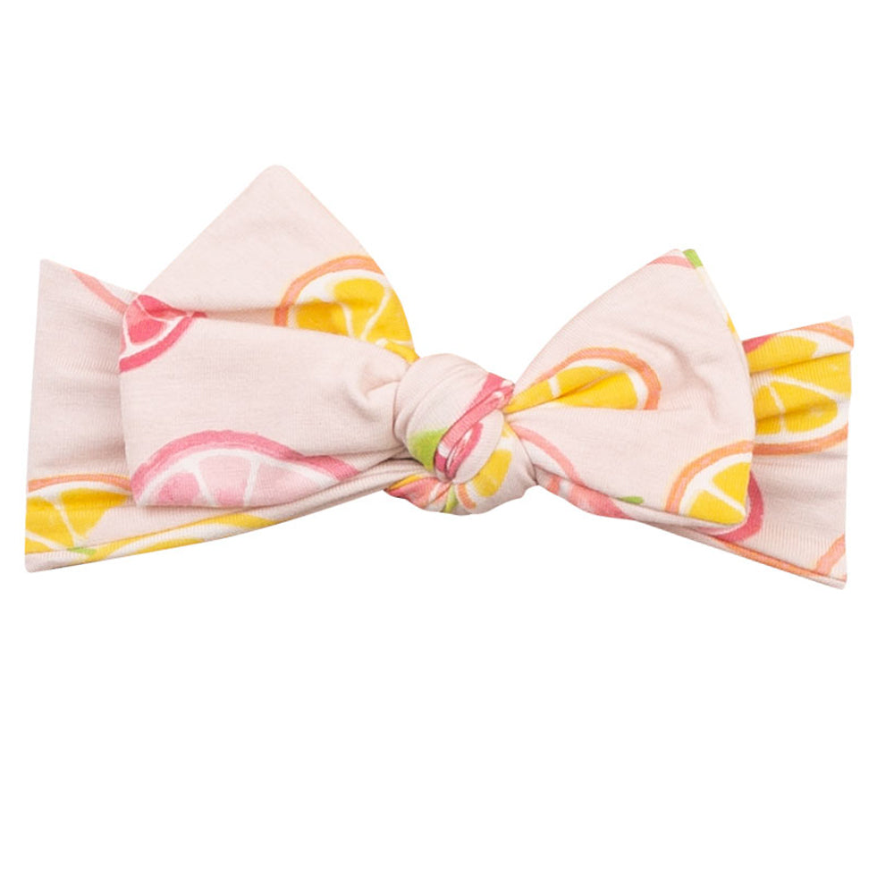 Citrus Bow Headband
