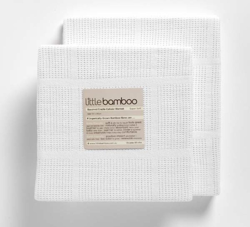Little Bamboo - Little Bamboo Airflow Blanket - Crib Size - kkgivingtree - K&K's Giving Tree