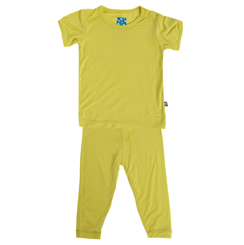 Citronella Short Sleeve PJ Set