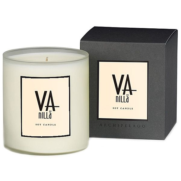 Vanilla Home Candle