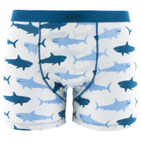 Men's Natural Megalodon Boxer Brief