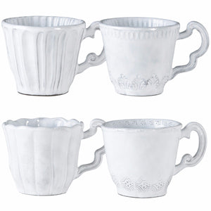 Incanto Assorted Mugs - Set of 4
