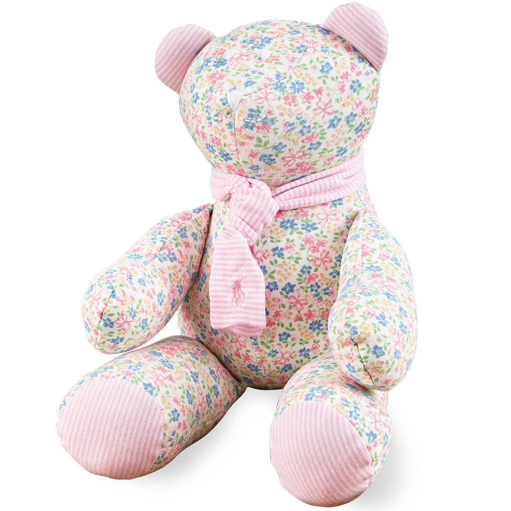 Ralph Lauren Teddy Bear - Floral