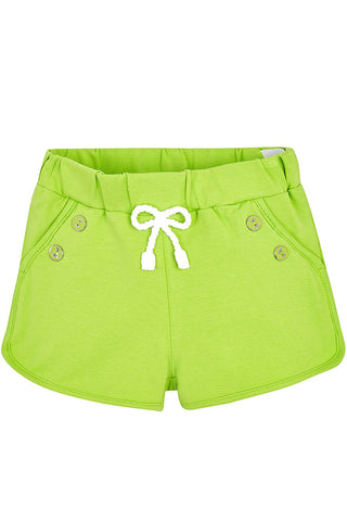 Mayoral - Pistachio Knit Shorts - kkgivingtree - K&K's Giving Tree