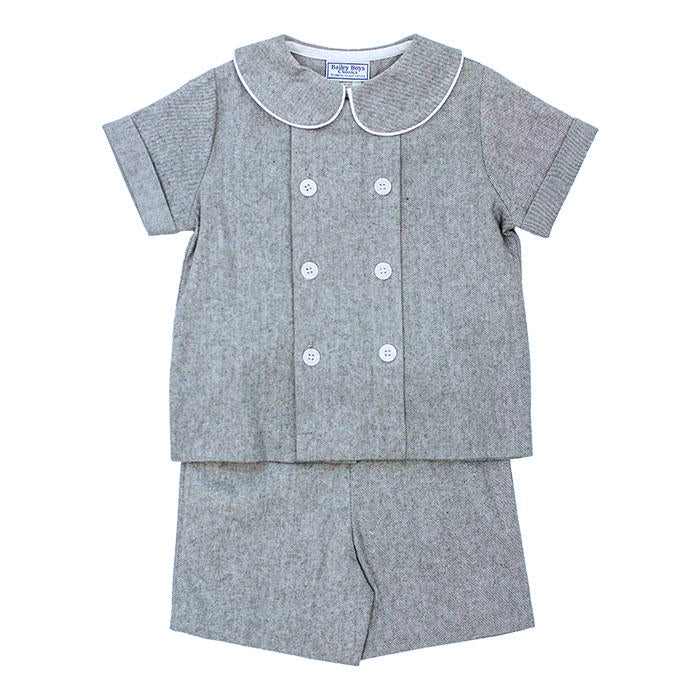 Grey Flannel Dressy Short Set