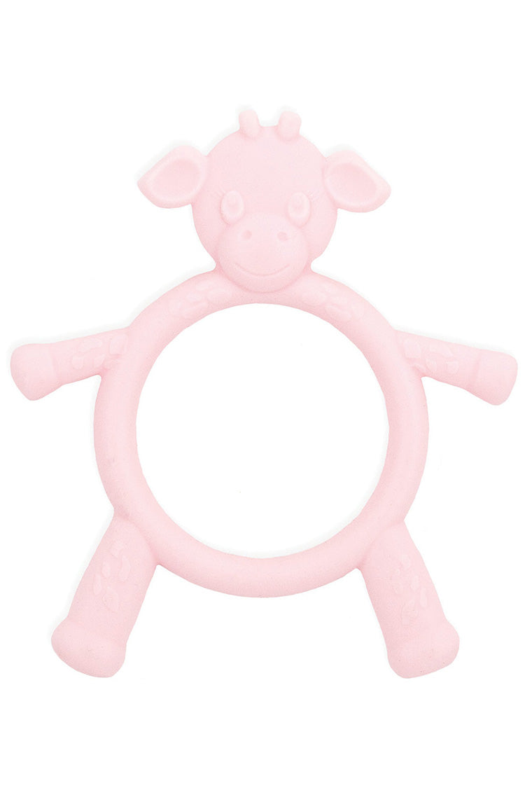 Pink Little G™ Teething Toy - Little Giraffe -  kkgivingtree