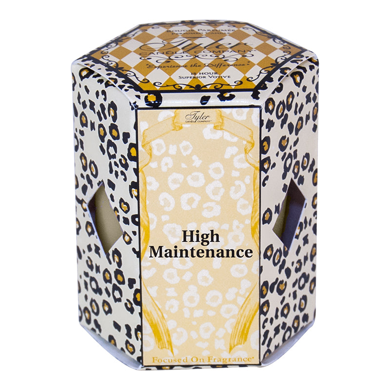 High Maintenance Votive