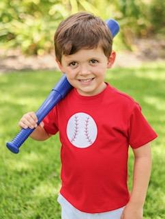 Bailey Boys - Baseball Tee and Short Set - kkgivingtree - K&K