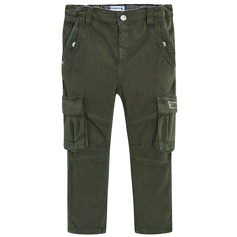 Trousers for boy Cargo fit Mayoral Ivy Cargo Pants