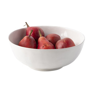 "Puro Whitewash 10"" Serving Bowl"