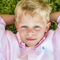 Bailey Boys - The J Bailey Roscoe Button Down Pink Oxford - kkgivingtree - K&K's Giving Tree
