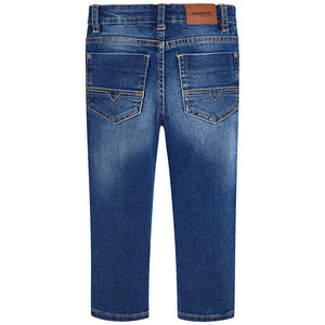 Basic Denim Slim Fit Jeans