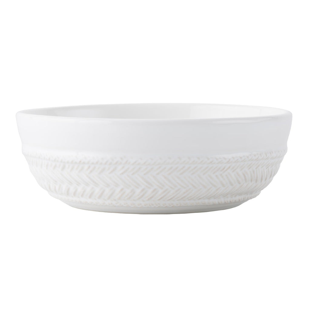 Le Panier Whitewash Coupe Pasta/Soup Bowl