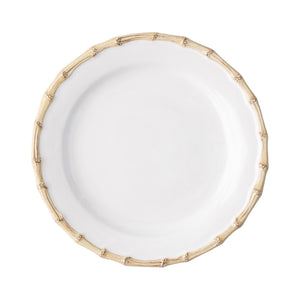 Classic Bamboo Natural Dinner Plate