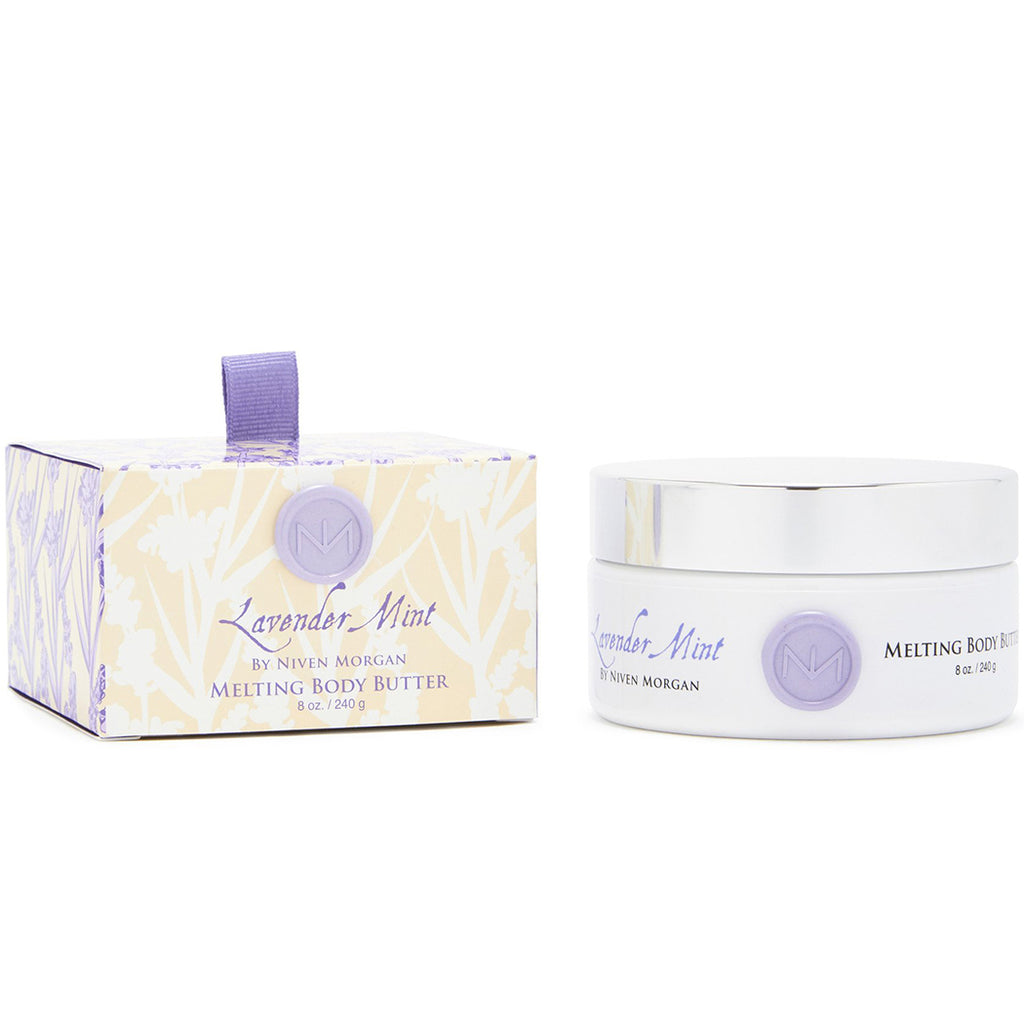 Niven Morgan - Lavender Mint Body Butter - kkgivingtree - K&K's Giving Tree