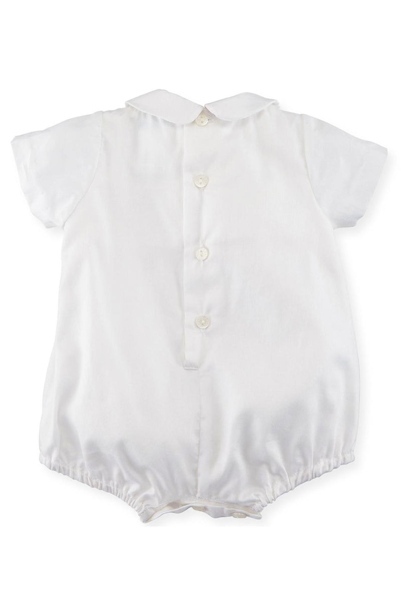 Luli and Me Bubble Playsuit w/ Embroidery - kkgivingtree