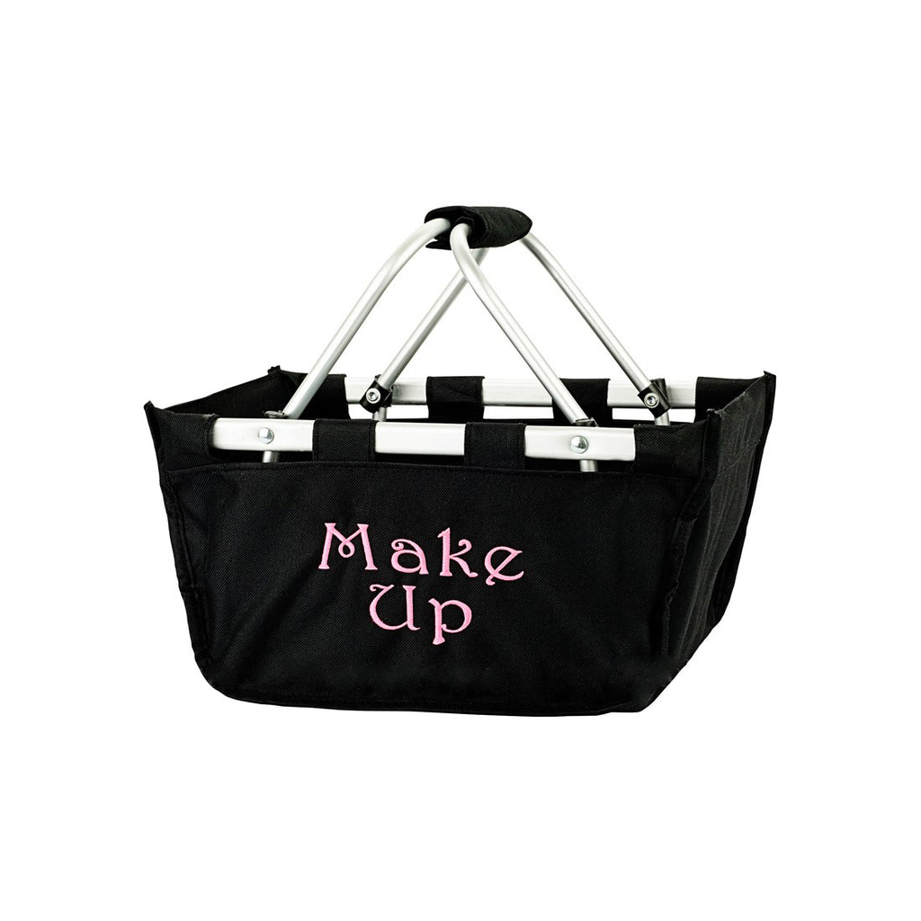 Black Mini Market Tote - Perfect Carry All Size - K&K's Giving Tree