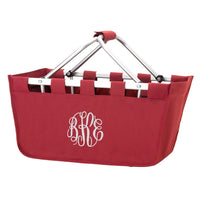 Garnet Market Tote - Personalize It!
