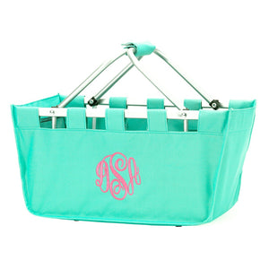 Mint Market Tote - Personalize it!