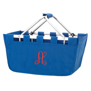 Royal Blue Market Tote - Great Graduation Gifts