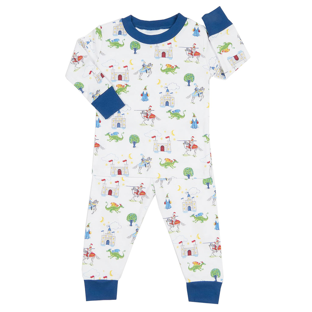 Prince Charming Long Sleeve Pajama Set