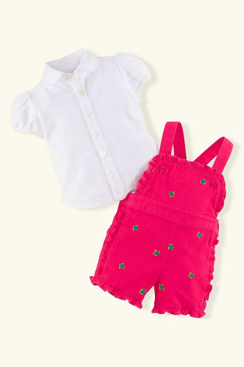 Ralph Lauren Kids - Turtle Jumper Set -