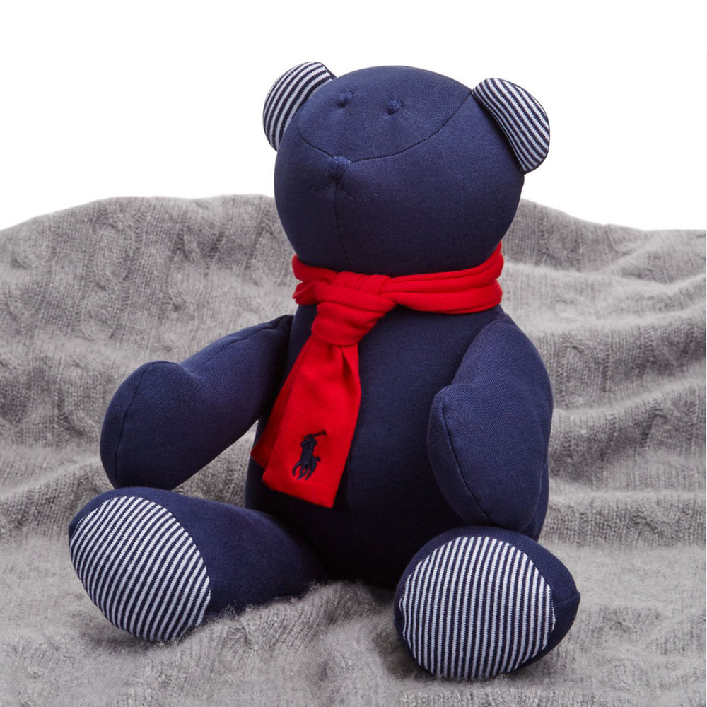 Ralph Lauren Teddy - Navy Blue