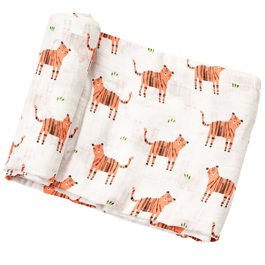 Tigers Swaddle Blanket