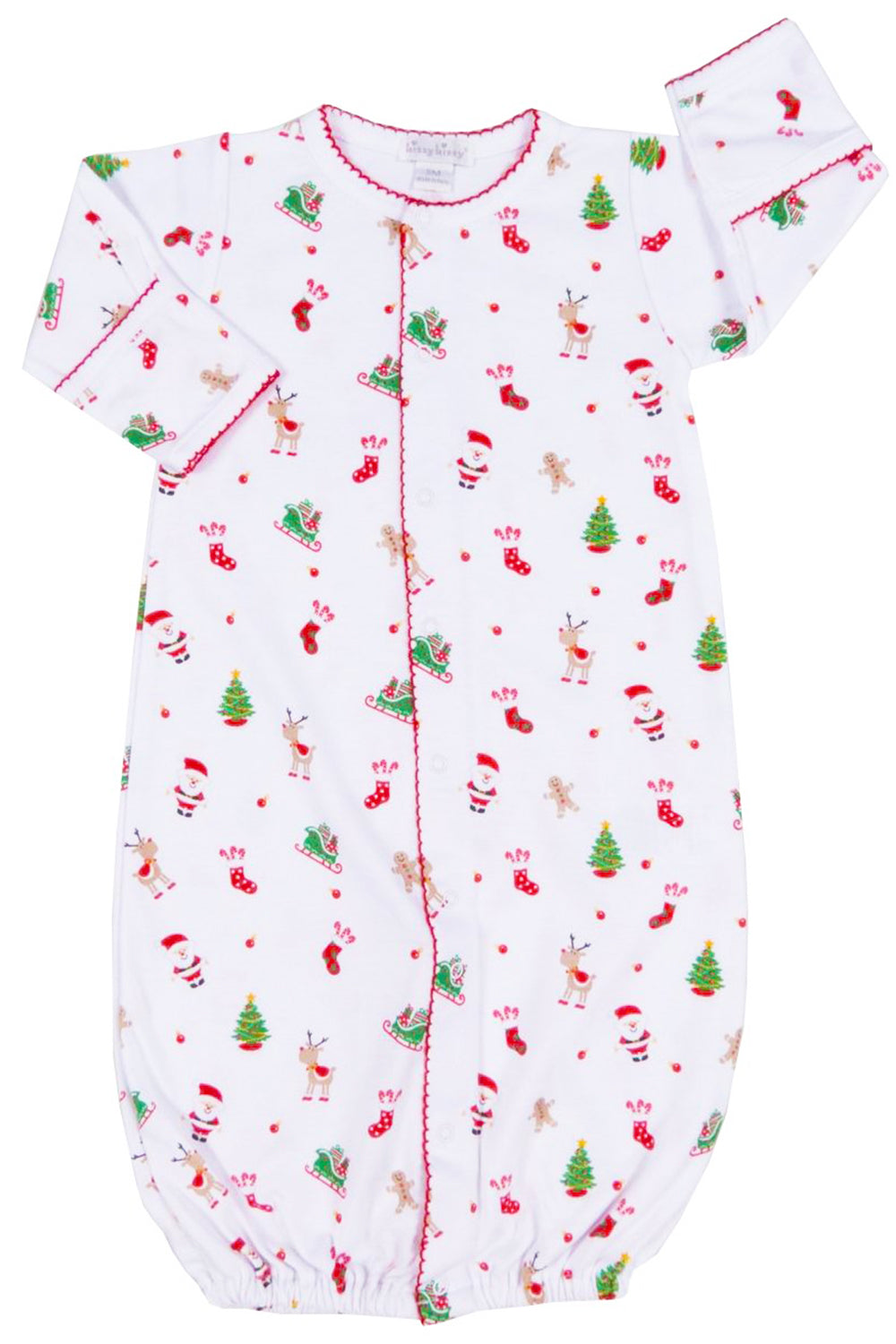 'Tis the Season Christmas Converter Gown