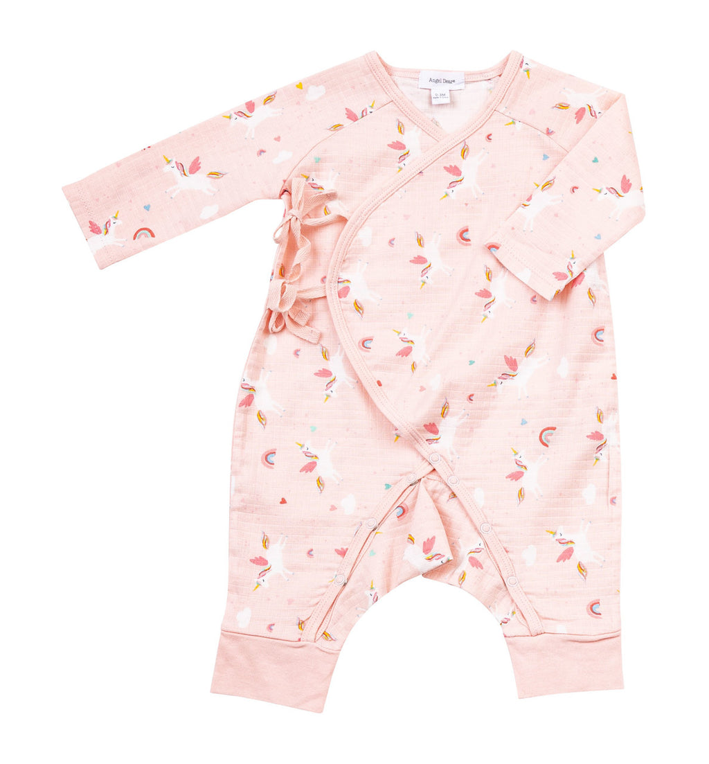 Pink Unicorn Coverall