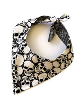 Bad to the Bone Reversible Bandana