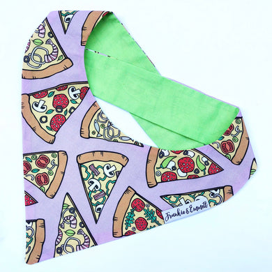 Food Fight Bandana: Pizza
