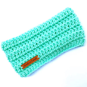 Pooch Snood in Peppermint Twist