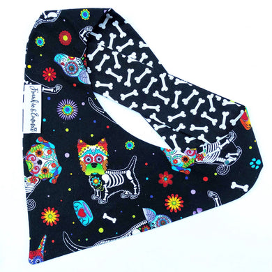 Day of the Dog Reversible Bandana