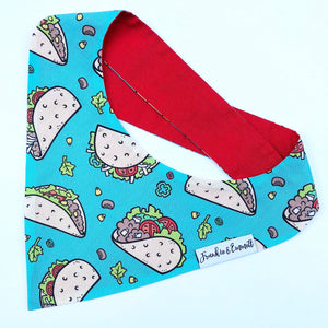 Food Fight Bandana: Tacos