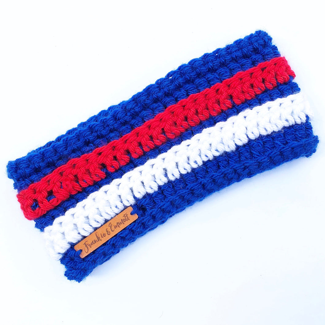Western Bulldogs AFL Pooch Snood