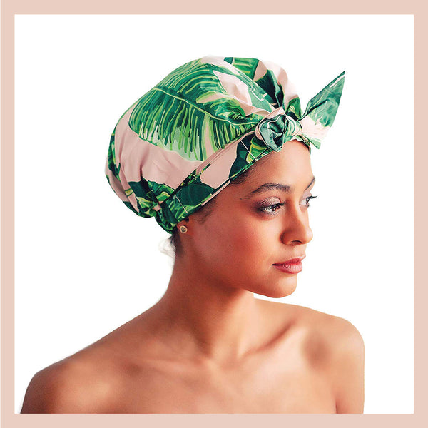 Why a Shower Cap is a Curly Girls Must Have