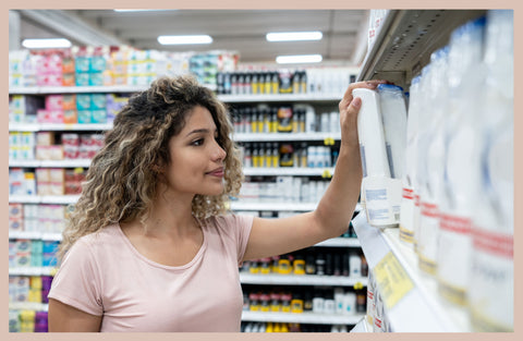 drugstore curly hair products