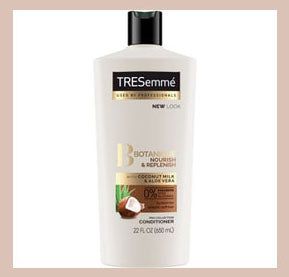tresemme curly hair conditioner