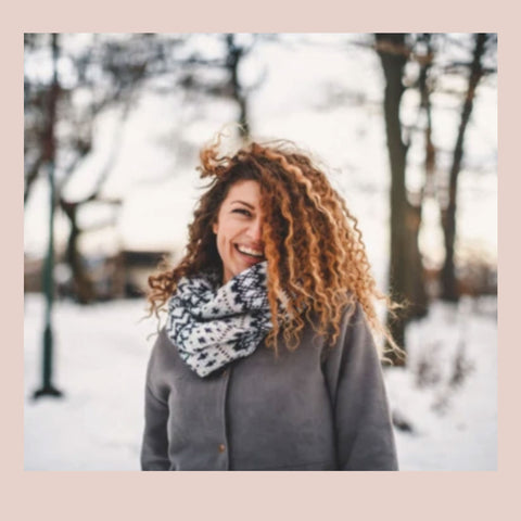 Winter Curly Hair