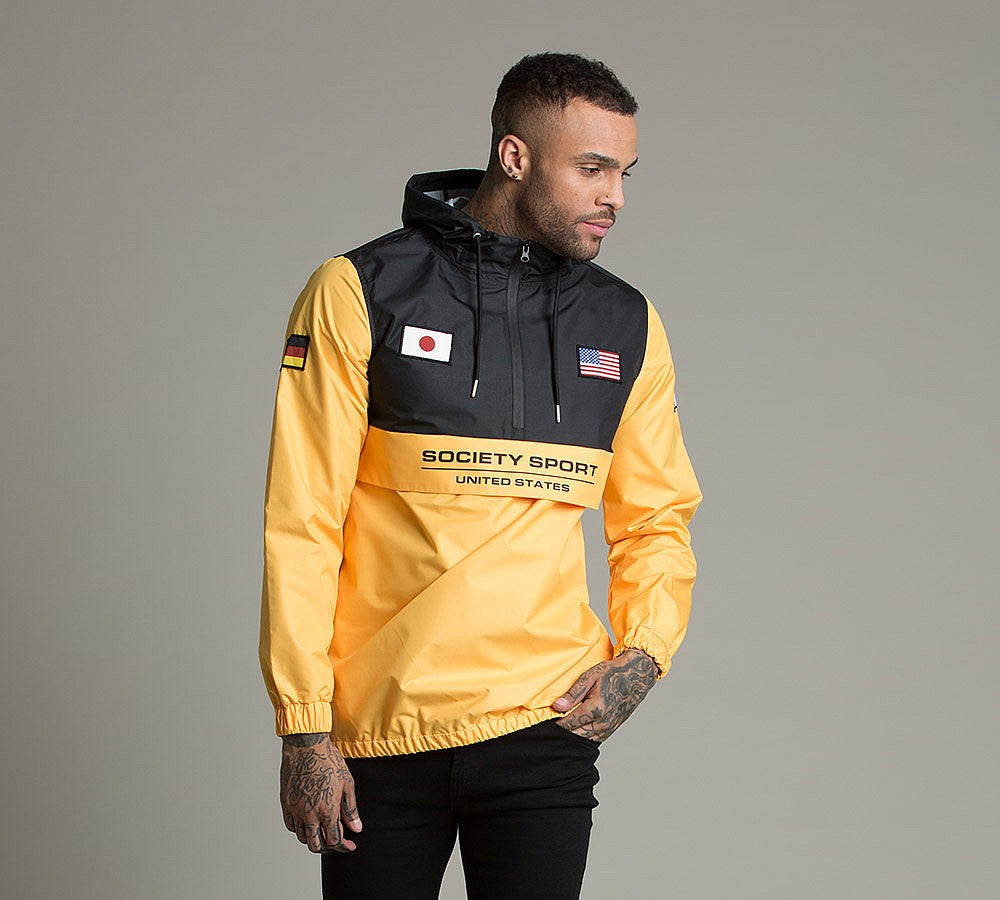 New! jackets now available at Footasylum.