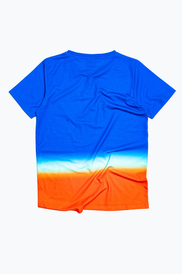 SOCIETY SPORT SUNSET GRADIENT T-SHIRT